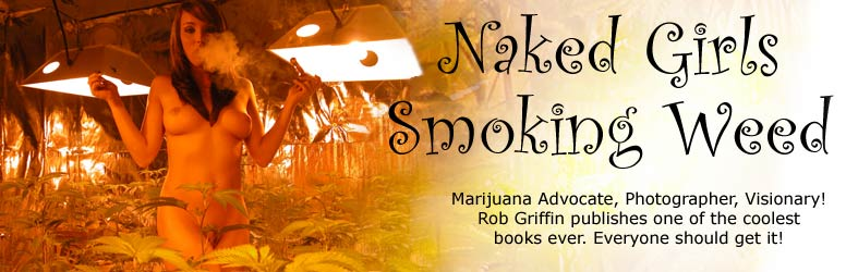 July 2007 Cover - Rog Griffin: Naked Girls Smoking Weed