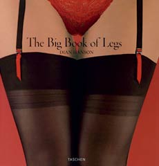 The Big Book of Legs - by Dian Hanson