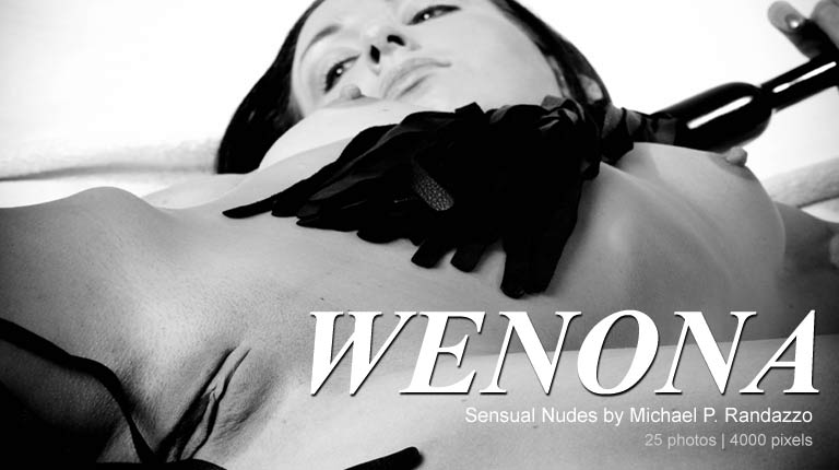 August 2011 Cover: Wenona -  Sensual Nudes by Michael P. Randazzo