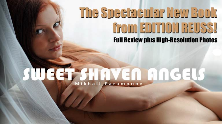 September 2011 Cover: SWEET SHAVEN ANGELS by Mikhail Paramonov