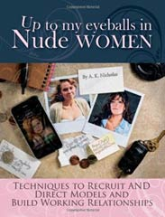 Up to My Eyeballs in NUDE Women by A. K. Nicholas