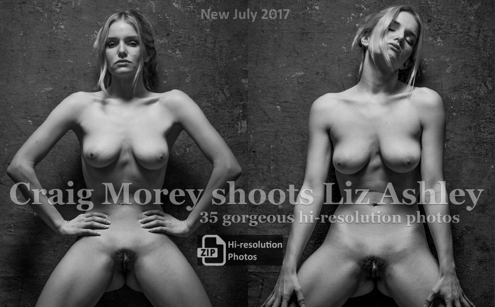 Craig Morey shoots Liz Ashley