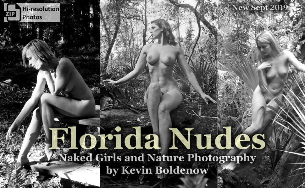 Florida Nudes by Kevin Boldenow