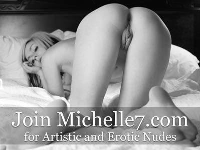 Join Michelle7.com for Art & Erotic Nudes
