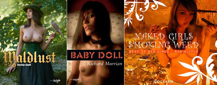 Books on Nude and Erotic Photography